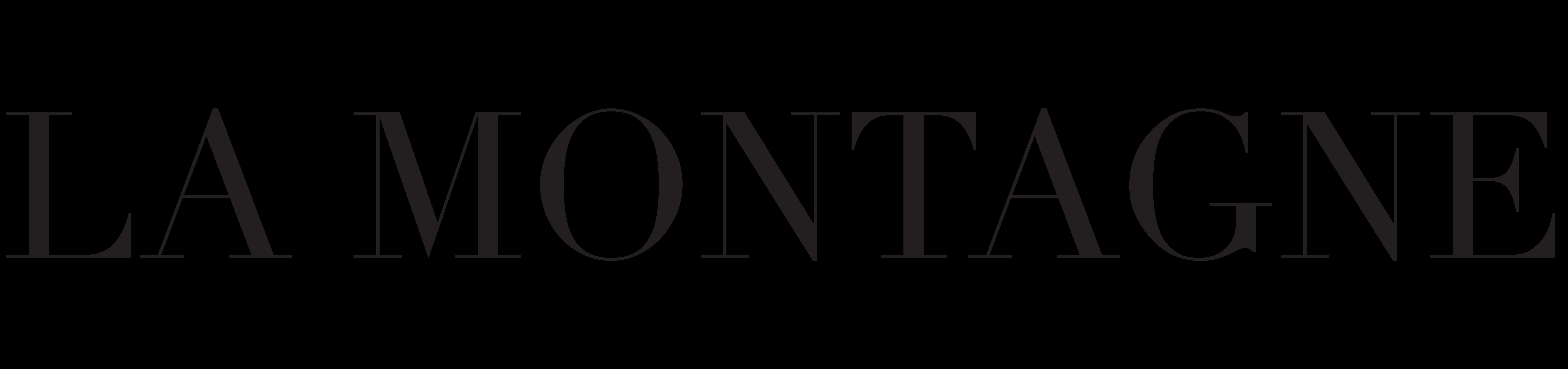 2015 de la Montagne Logo