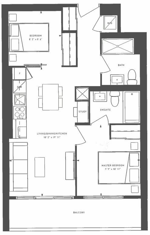 Vaughan Ontario Appartement à louer