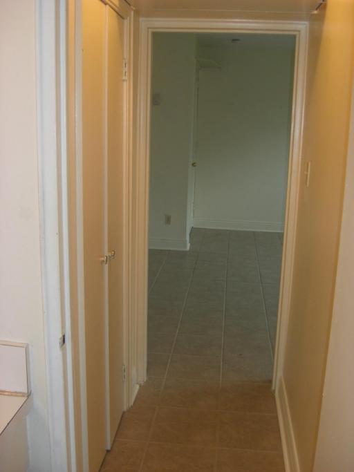 Bachelor Hallway