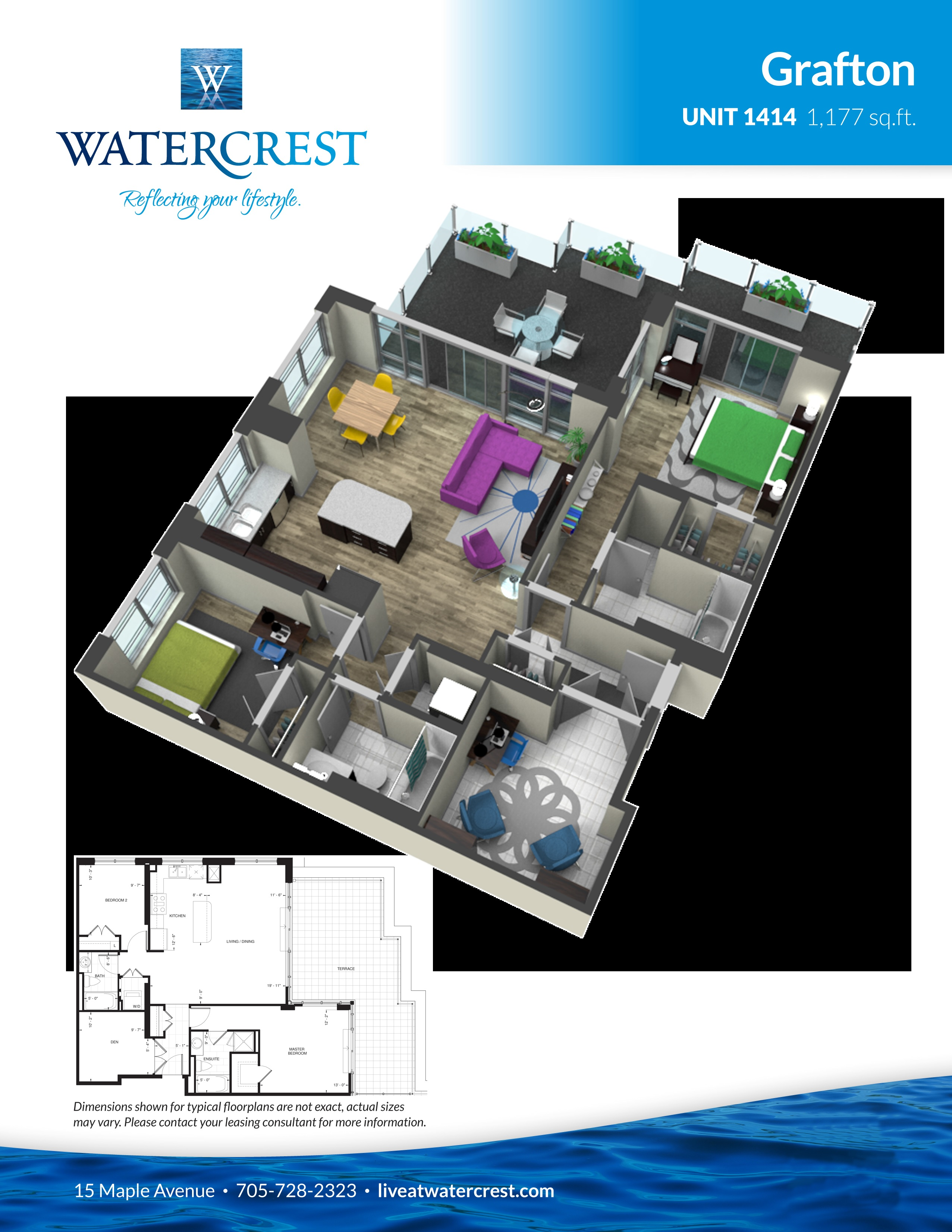 barrie apartments for rent | dms property management