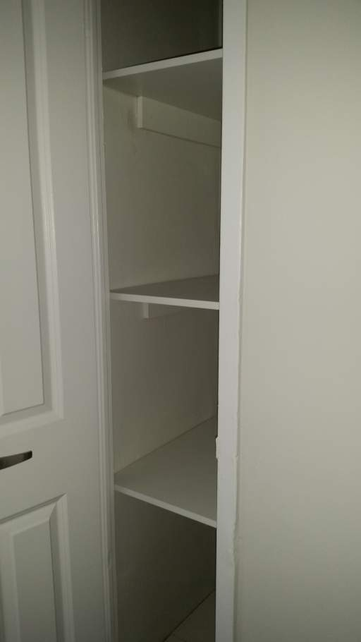Linen and Storage Cupboard