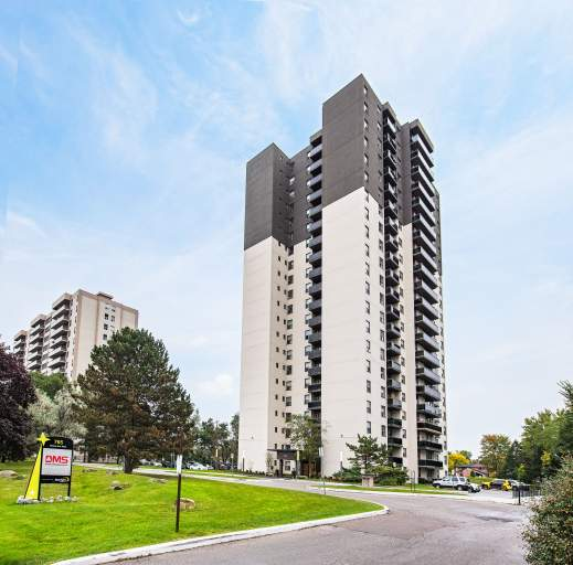North Avenue Apartments: North York Apartment Rentals