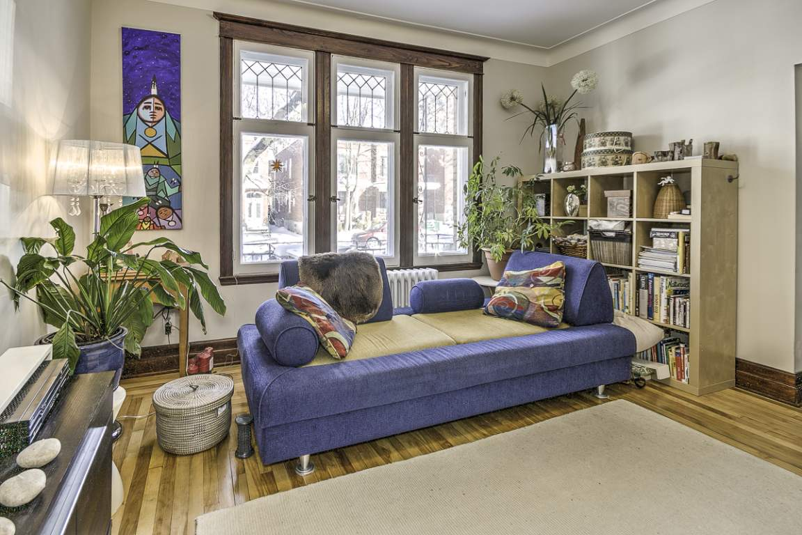 Montreal Duplex for rent, click for more details...