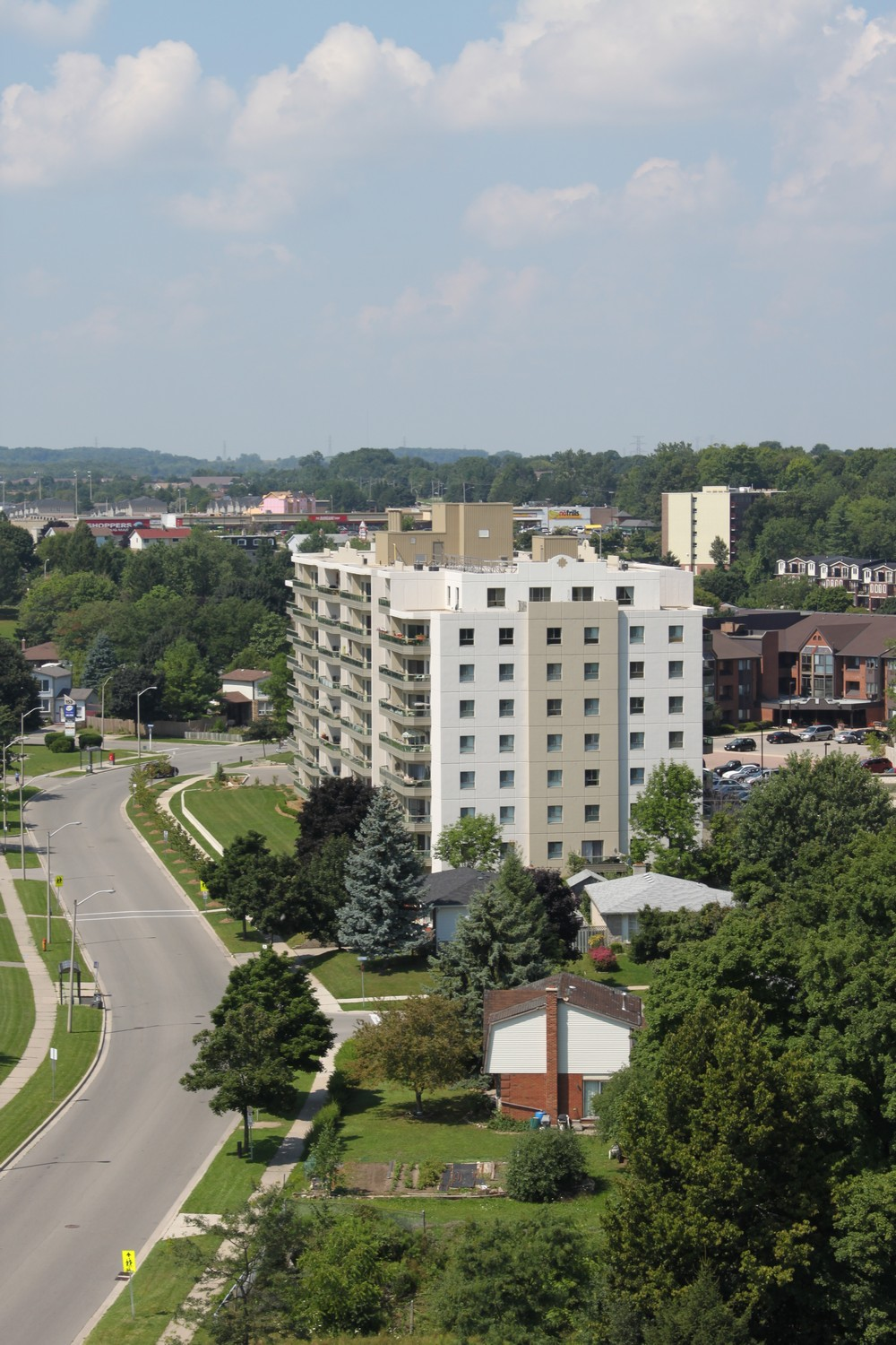 Country Hill Drive Kitchener On