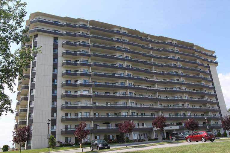Lakeside Apartment Rentals in Sarnia