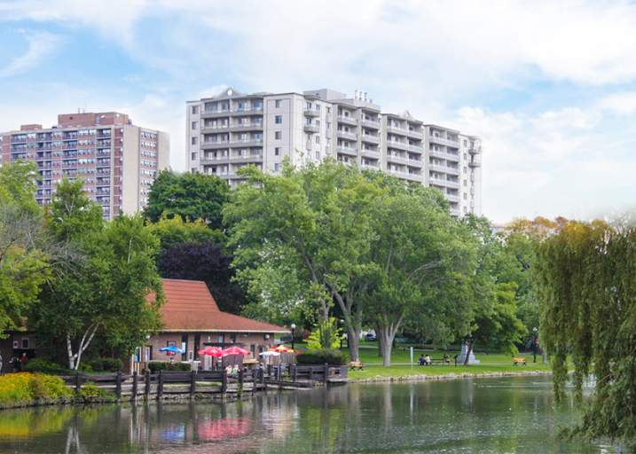 Victoria Park Towers