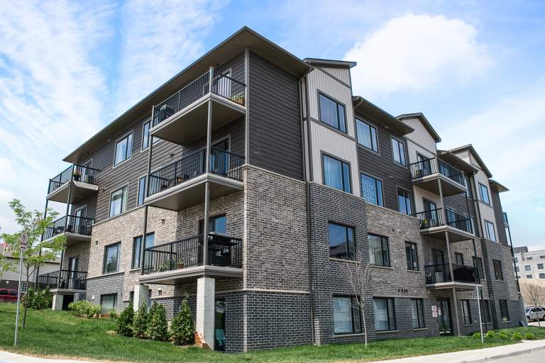 Apartment in North London Ontario