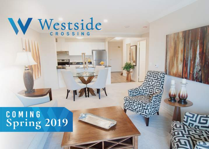 Westside Crossing - Upscale Apartment in West London