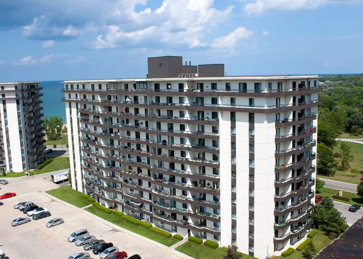 Waterfront Apartments for Rent in Sarnia