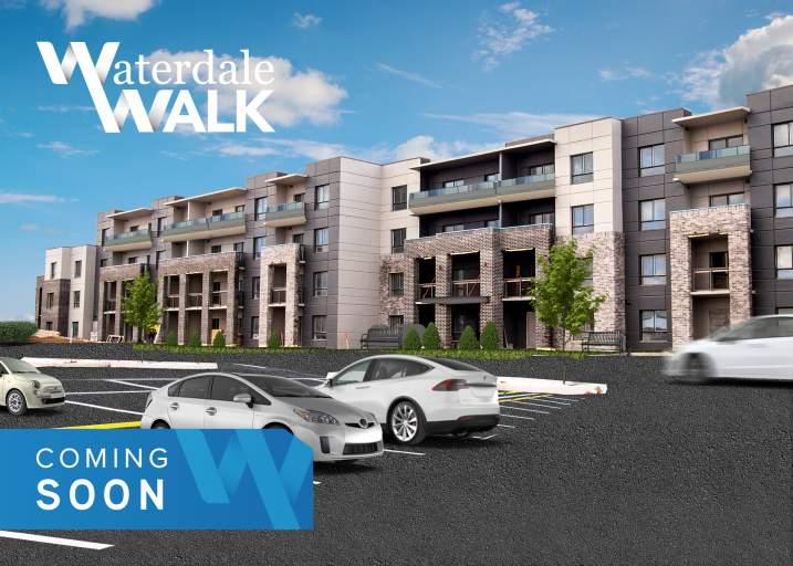 Waterdale Walk - New Apartment Suites