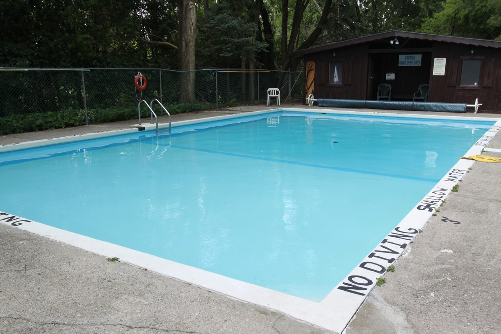 Apartments for Rent London - 316 Oxford St W - Seasonal Outdoor Pool