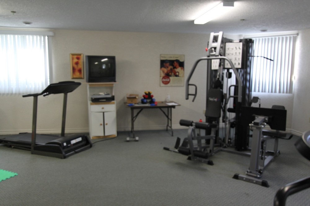 Windermere Place III - The Somerville - Fitness Room - Apartments for Rent London - 675 Windermere Rd