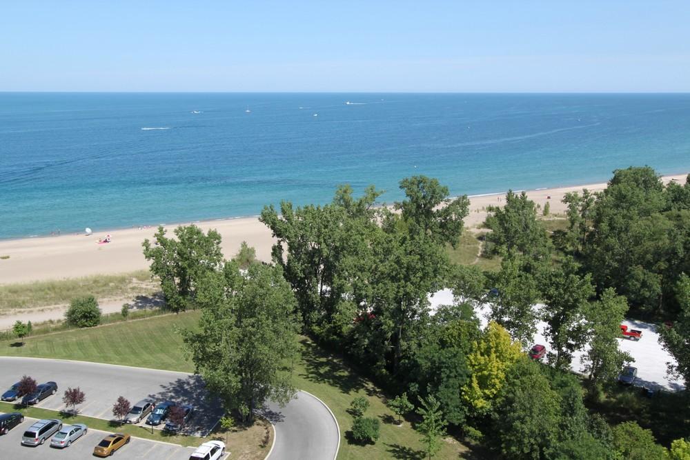Marina Park Place II - 1285 Sandy Ln Sarnia Ontario - Beach Views