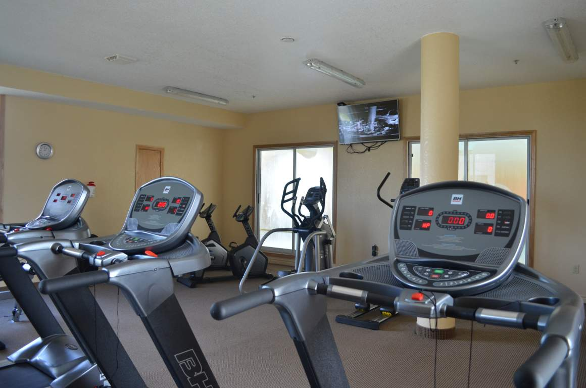Fallowfield Towers IV - Fitness Room