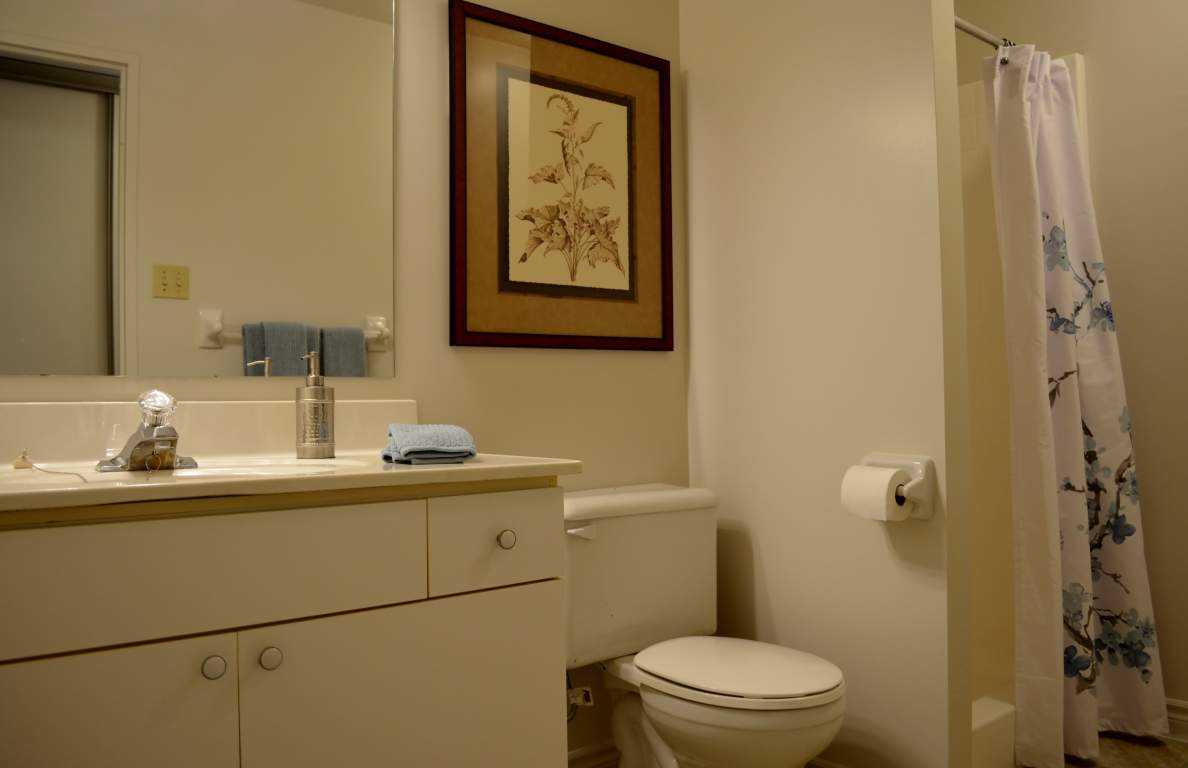 Windermere Place III - The Somerville - Ensuite Bathroom - Apartments for Rent London - 675 Windermere Rd