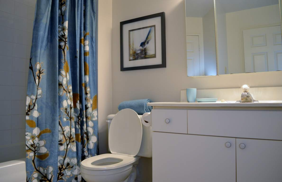 Windermere Place III - The Somerville - Main Washroom - Apartments for Rent London - 675 Windermere Rd