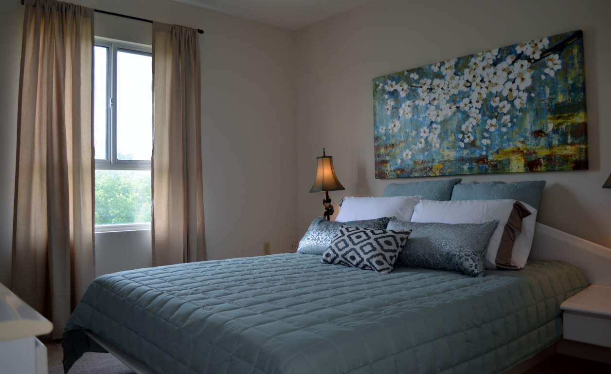Windermere Place III - The Somerville - Bedroom 2 - Apartments for Rent London - 675 Windermere Rd
