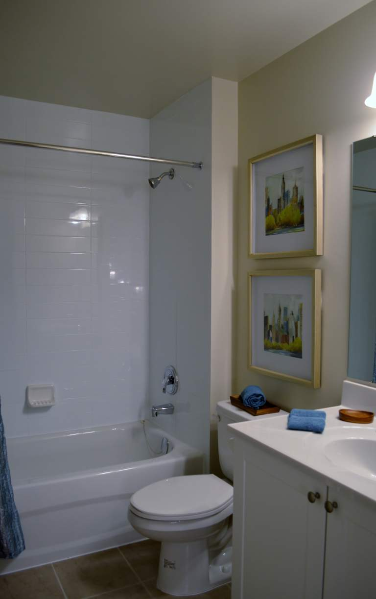 Blythwood Place - Apartment London - The Blenhiem - Washroom