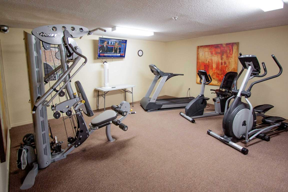 Windermere Place II | 665 Windermere Rd London Ontario - Fitness Room