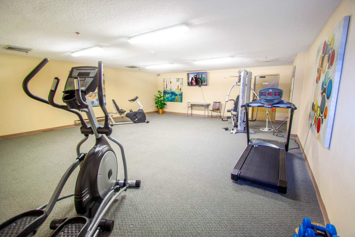 Windermere Place I - 655 Windermere Road London Ontario - Fitness Room