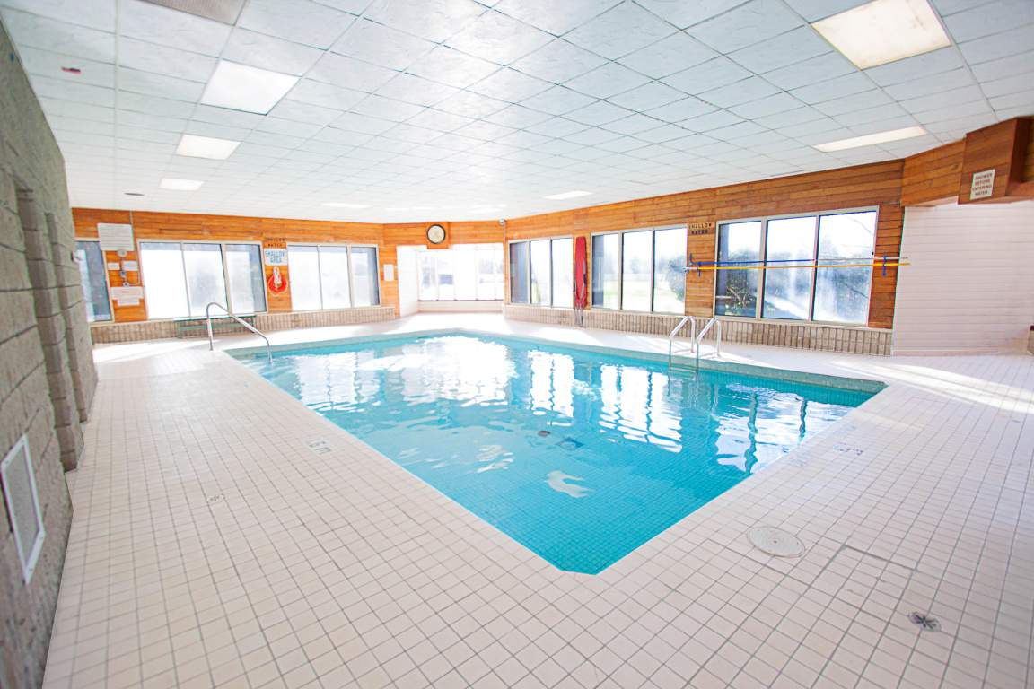Windermere Place I - 655 Windermere Road London Ontario - Indoor Pool