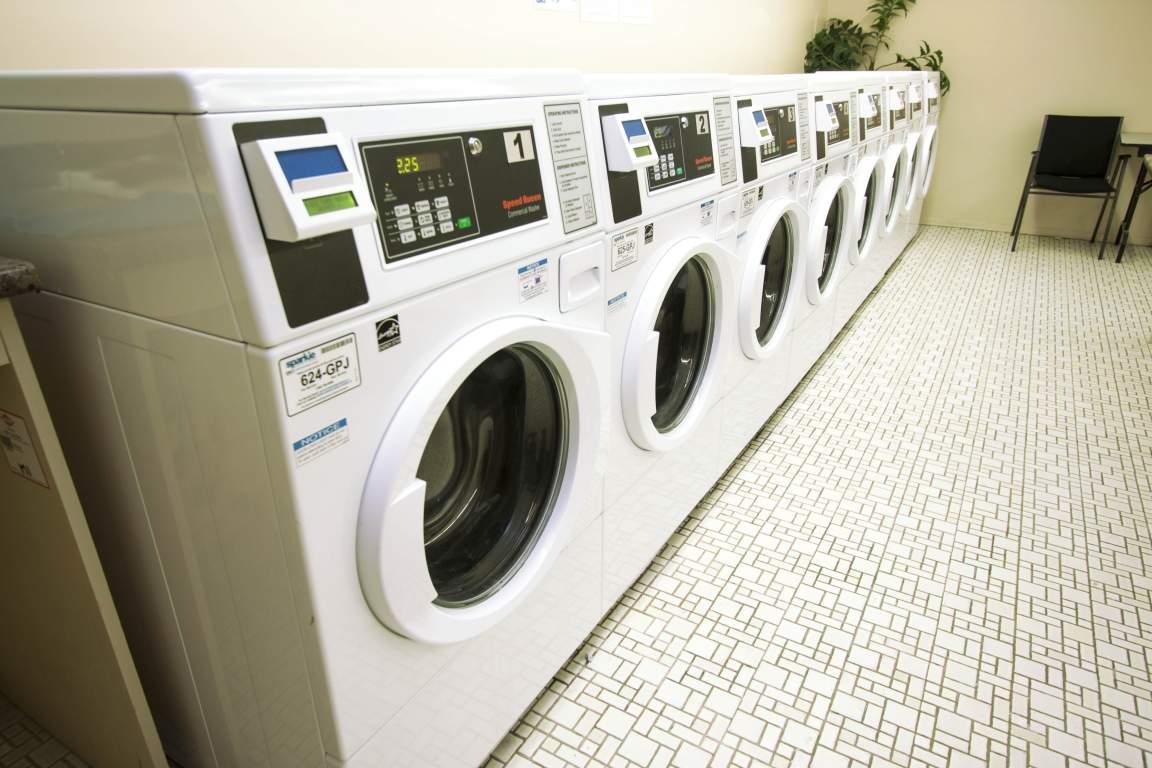 The Trillium Apartment - 700 Wonderland Rd London Ontario - Laundry Room
