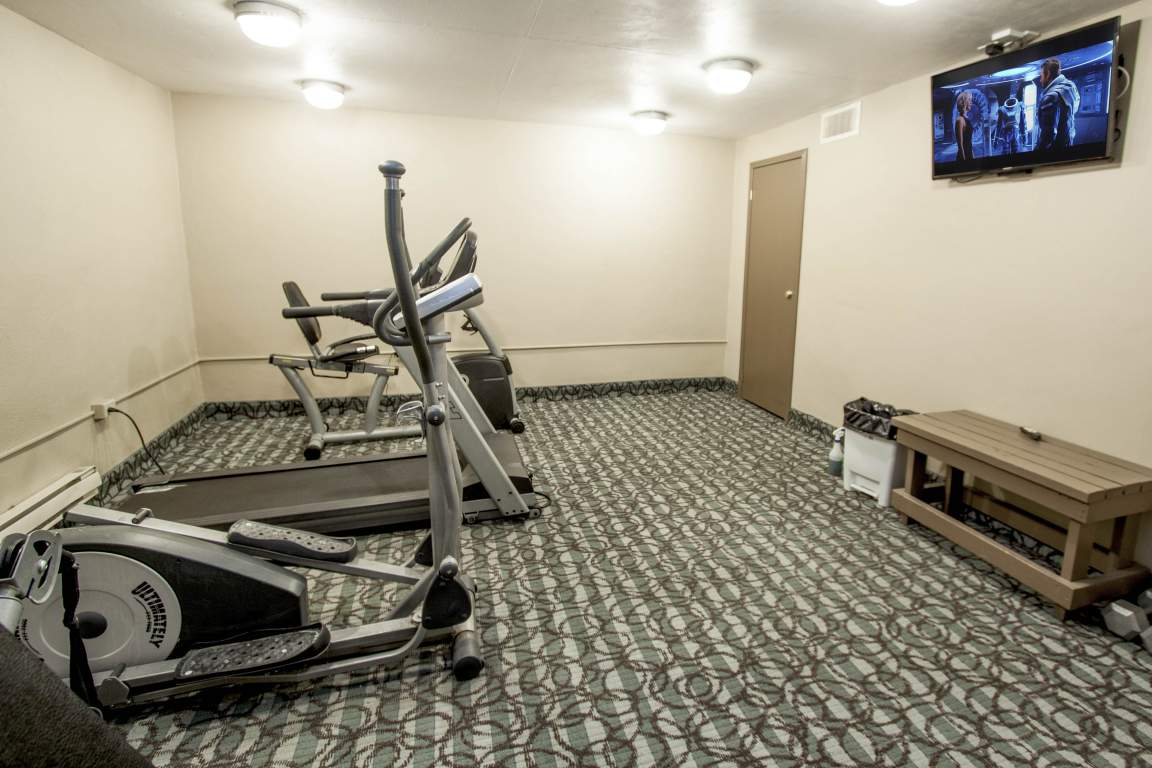 Wonderland Place III - 730 Wonderland Rd London Ontario - Fitness Room