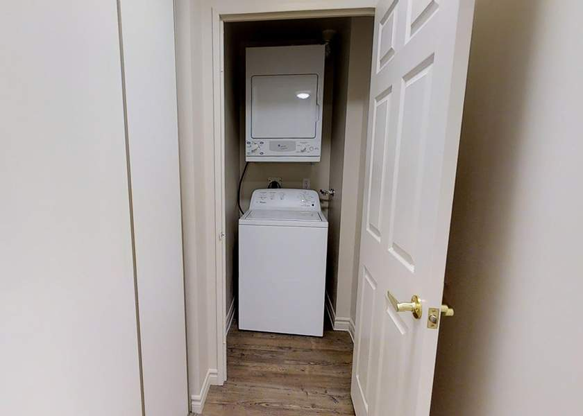 Blythwood Place - 810 Capulet Lane London Ontario - In-Suite Laundry