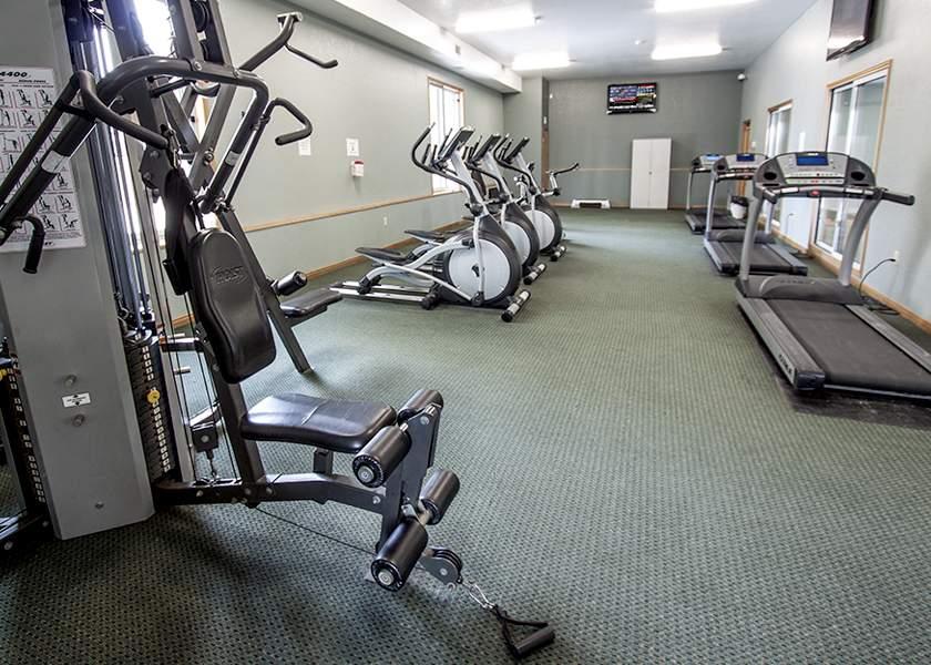 Capulet Towers IV - 70 Capulet Ln London Ontario - Fitness Room