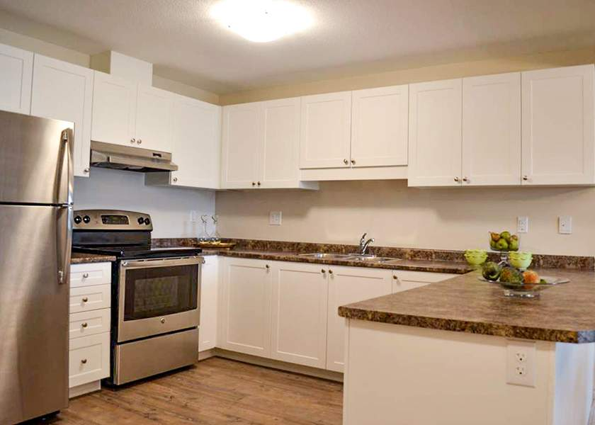 Fallowfield Towers IV - 101 Fallowfield Drive Kitchener Ontario - Kitchen