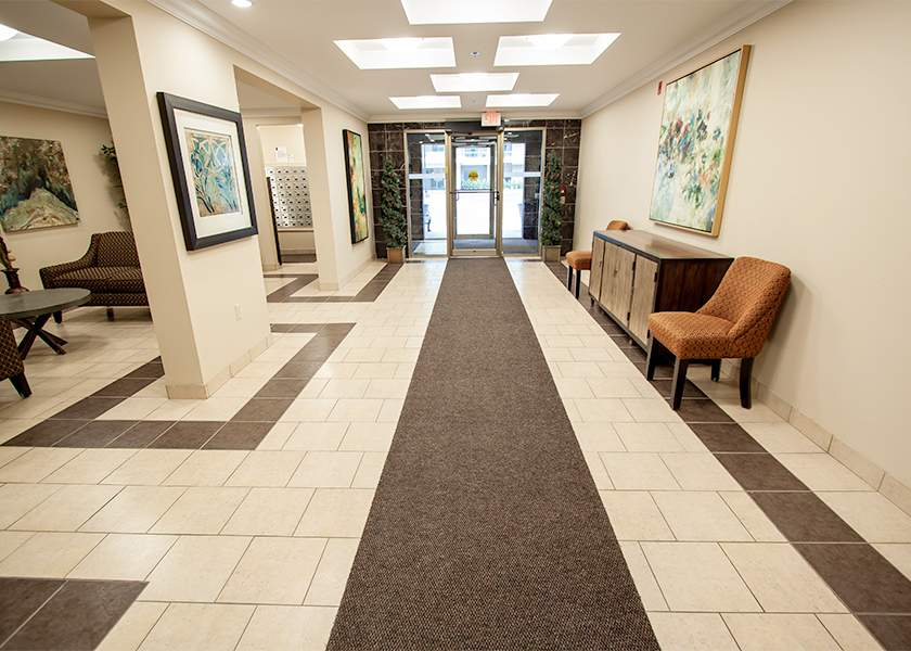 Fallowfield Towers III - 121 Fallowfield Drive Kitchener Ontario - Lobby 1