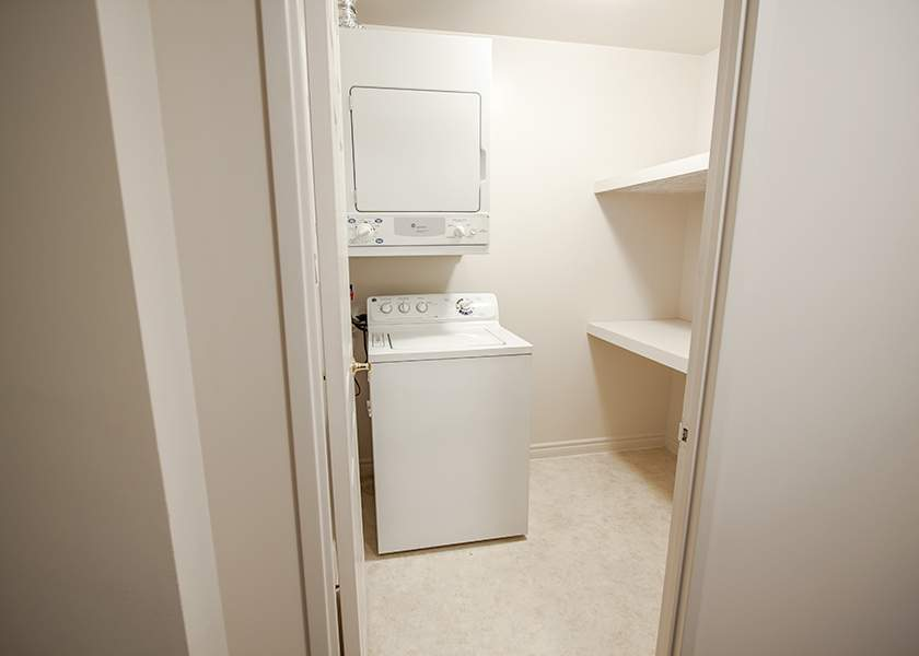 Fallowfield Towers III - 141 Fallowfield Drive Kitchener Ontario - In-Suite Laundry