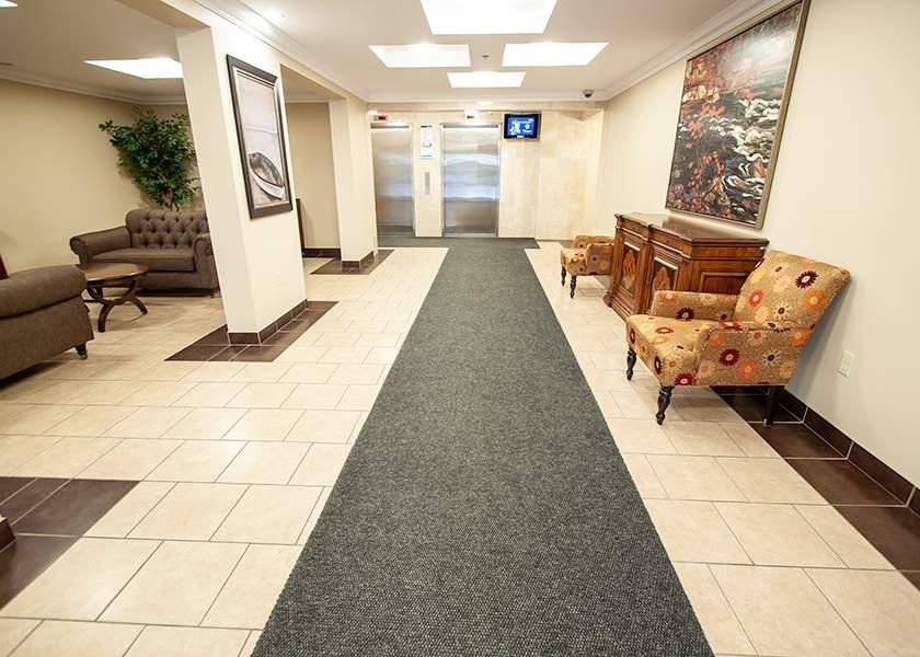 Fallowfield Towers III - 141 Fallowfield Drive Kitchener Ontario - Lobby 2