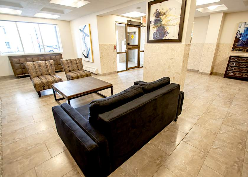 Wilson Place I - 425 Wilson Ave Kitchener Ontario - Lobby