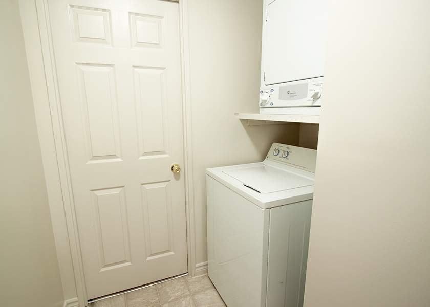 Wilson Place II - 435 Wilson Ave Kitchener Ontario - In-Suite Laundry