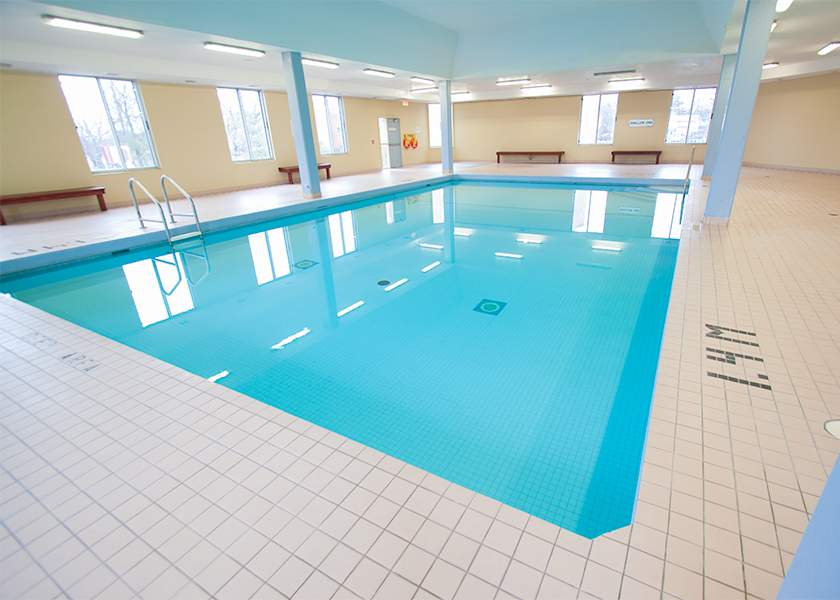 Wilson Place II - 435 Wilson Ave Kitchener Ontario - Indoor Pool
