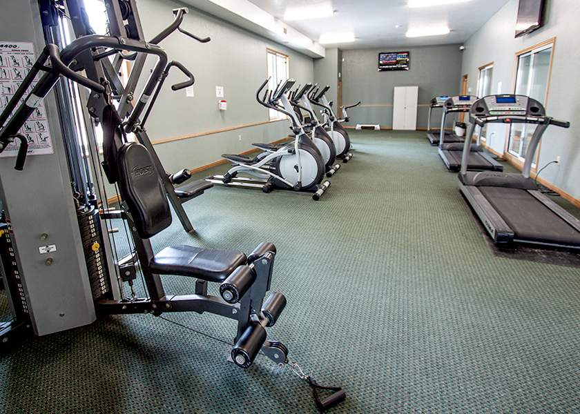 Capulet Towers III - 80 Capulet Lane London Ontario - Fitness Room