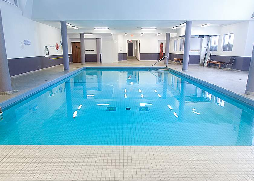 Victoria Park Place II - 215 Victoria St S Kitchener Ontario - Indoor Pool