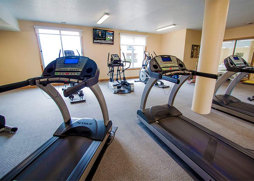 The Aster at the Royal Gardens - 130 Plains Road Burlington Ontario - Fitness Room