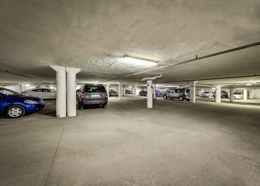 The Magnolia at the Royal Gardens - 140 Plains Rd Burlington Ontario - Underground Parking