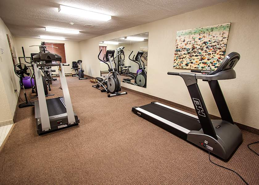 Kingswell Towers - 433 King St London Ontario - Fitness Room