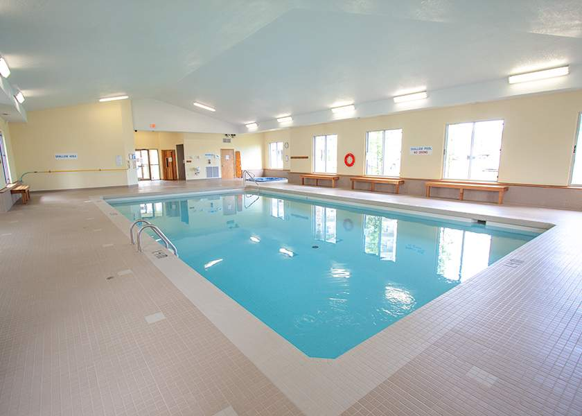 Beaverbrook Towers I - 1460 Beaverbrook Ave London Ontario - Indoor Pool