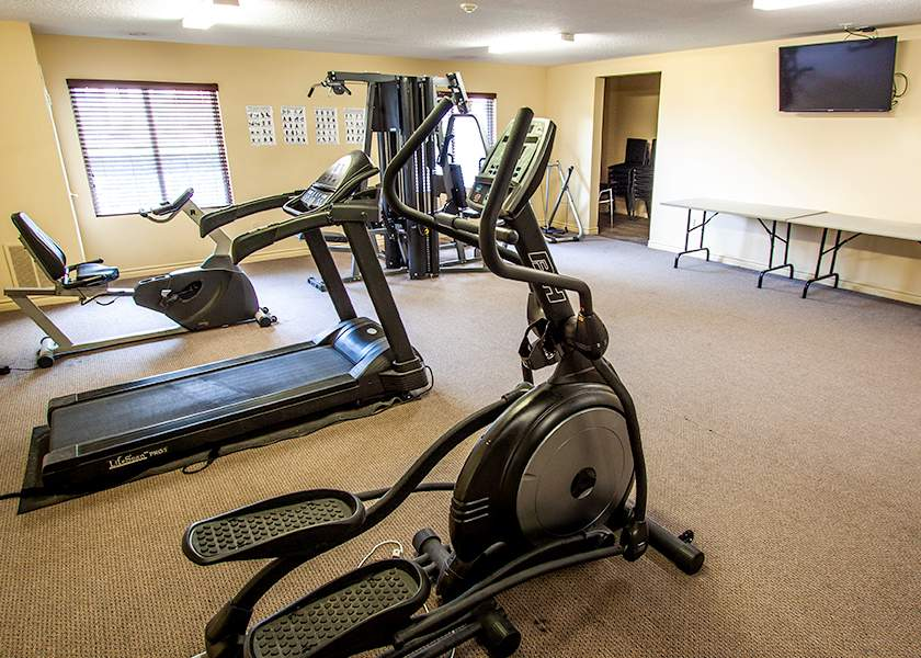 1440 Beaverbrook Ave London Ontario - Fitness Room