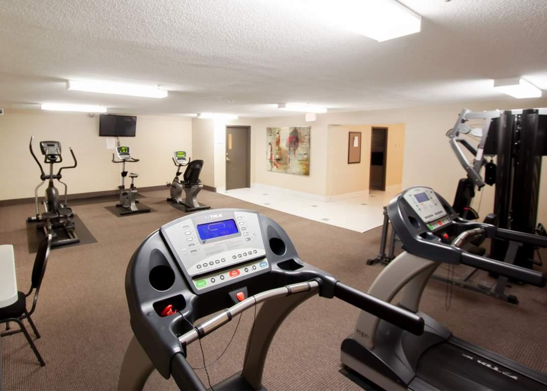 Marina Park Place III - 1295 Sandy Ln Sarnia Ontario - Fitness Room