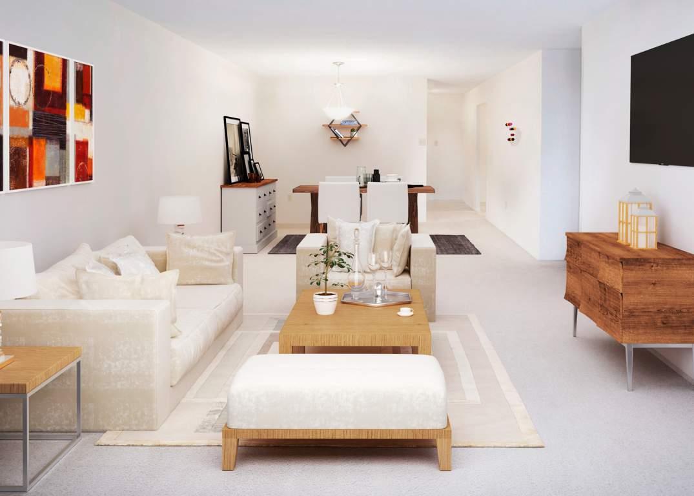 The Trillium Apartment - 700 Wonderland Rd London Ontario - Living Room