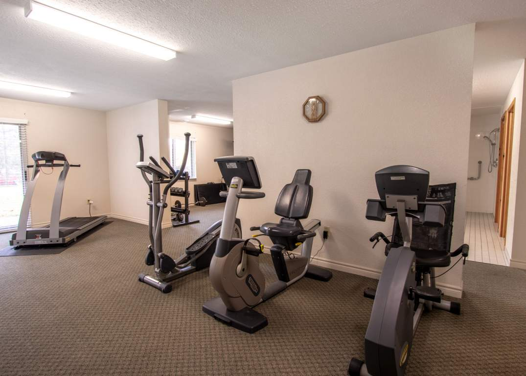 Lakeside Estates - 800 Chieftan St Woodstock Ontario - Fitness Room