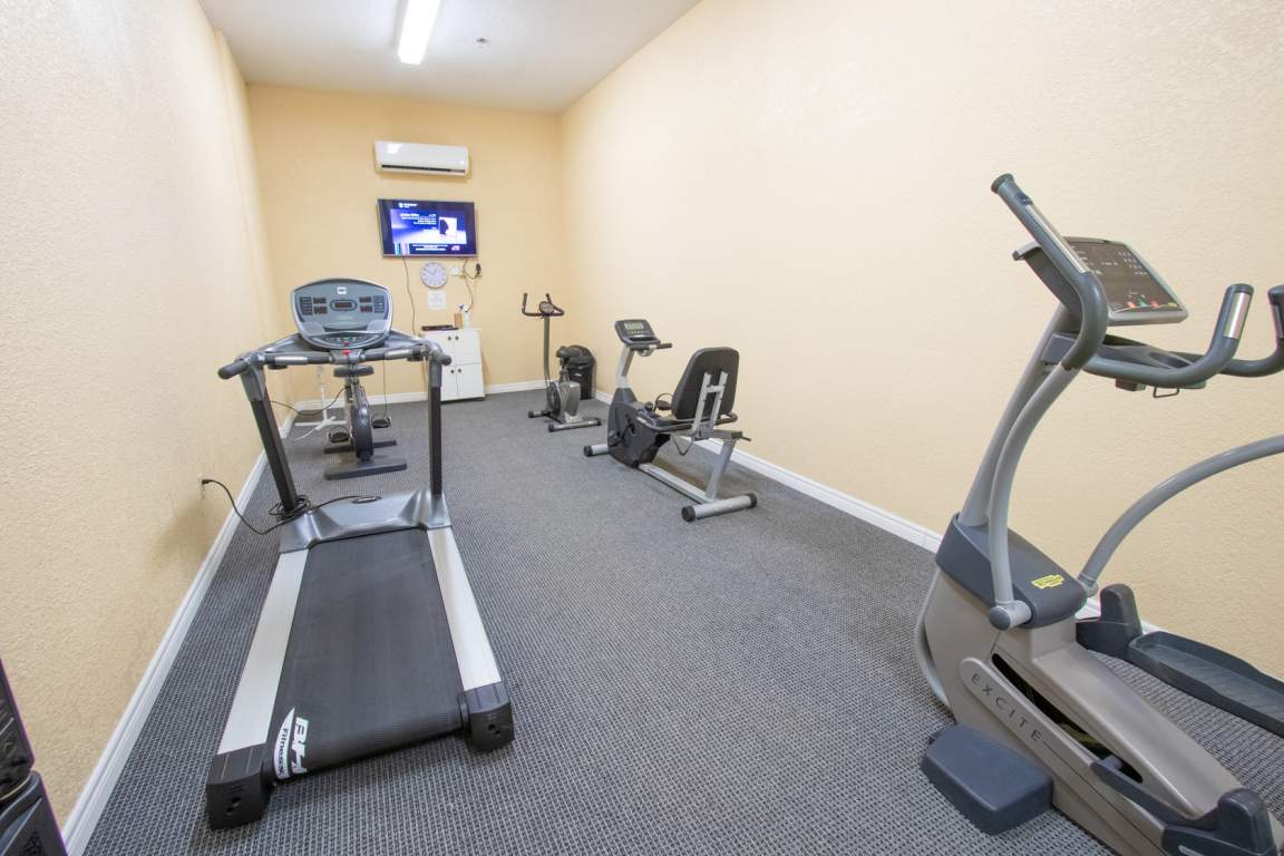 Rosecliffe Gardens I - London Ontario - Fitness Room