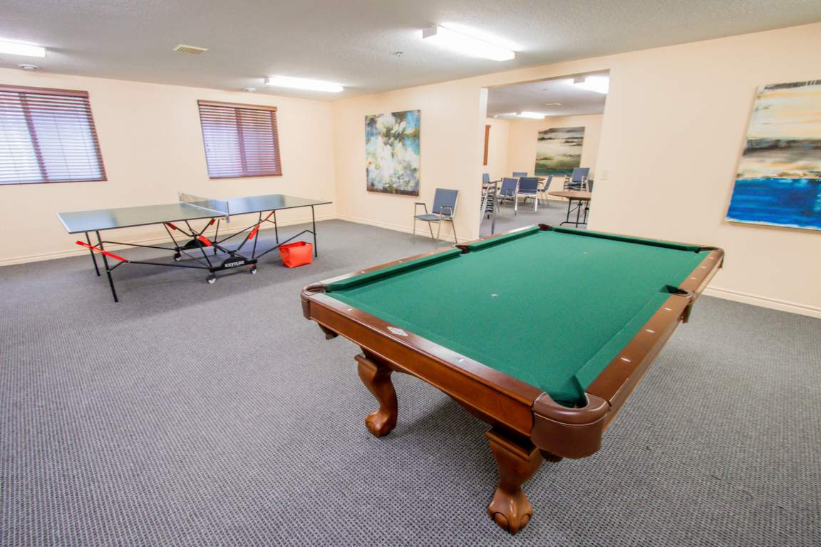 Rosecliffe Gardens I - London Ontario - Games Room