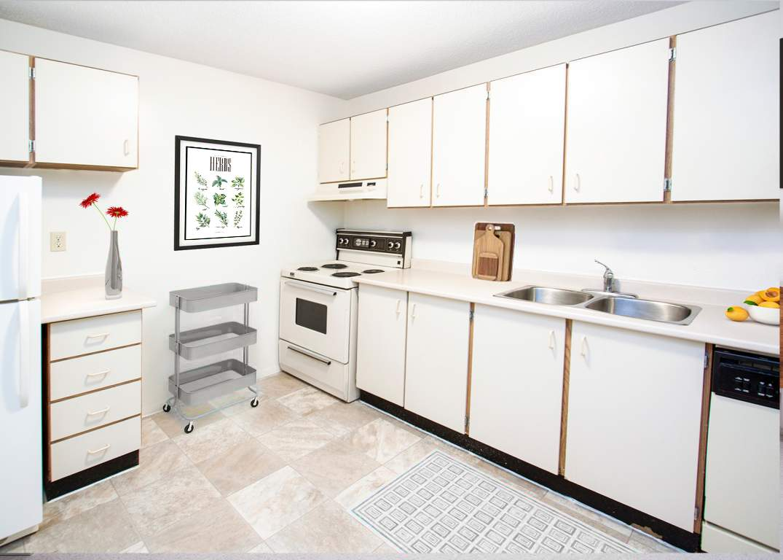 The Trillium Apartment - 700 Wonderland Rd London Ontario - Kitchen