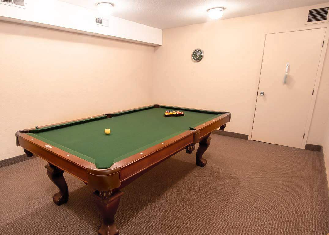 Canterbury Place II - 635 Canterbury St Woodstock Ontario - Pool Table